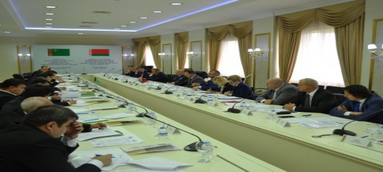 SUCCESSIVE ROUND OF INTERGOVERNMENTAL TURKMEN-BELARUS COMMISSION ON ECONOMIC COOPERATION HELD IN ASHGABAT