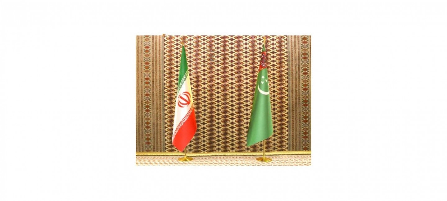 THE PRESIDENT OF TURKMENISTAN MET WITH THE PRESIDENT OF THE ISLAMIC REPUBLIC OF IRAN