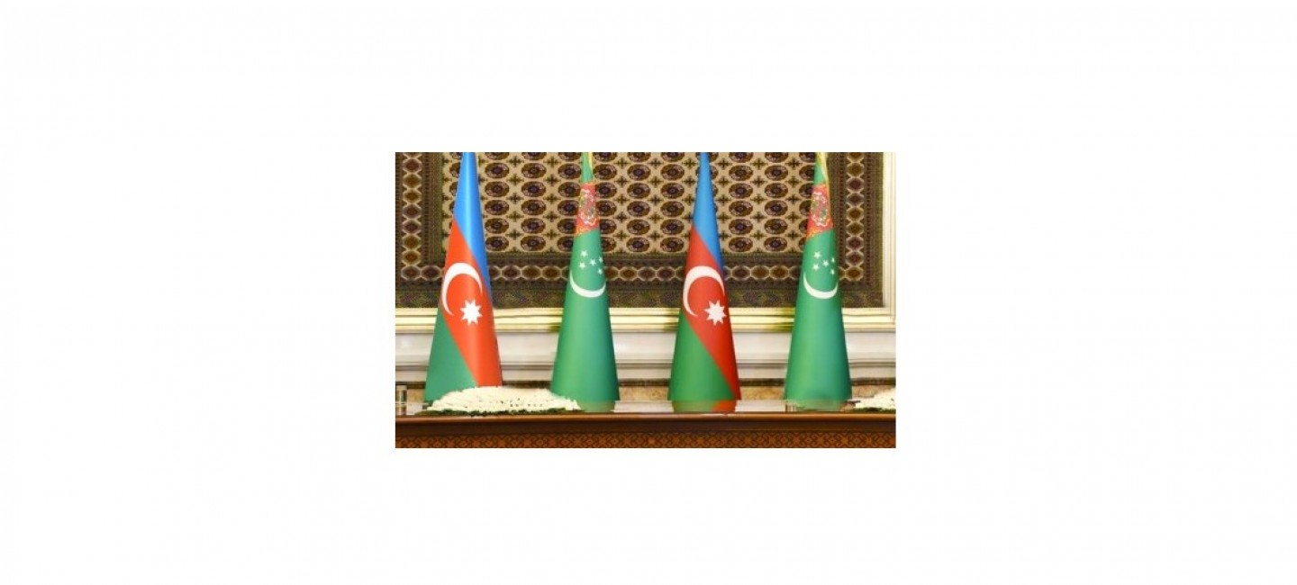 TELEPHONE CONVERSATION BETWEEN PRESIDENTS OF TURKMENISTAN AND AZERBAIJAN